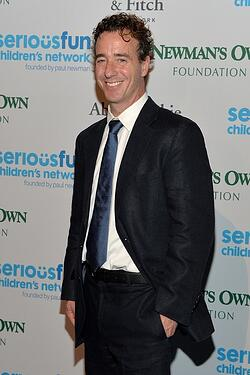 Blake Maher at SeriousFun Gala in New York, 2016